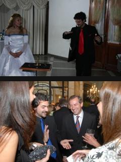Show de Magia en Casamientos