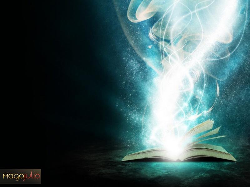 libro de magia mago julio